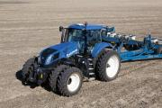 Трактор колесный NEW HOLLAND T 8.410
