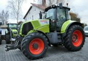Трактор Claas (Клаас) AXION 810 CIS. Фото 8.